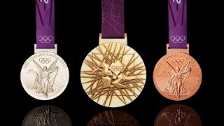 Top 10 - Countries With Most Gold Medals in Olympic Games Ever