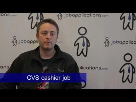 CVS Cashier - Job Description & Salary