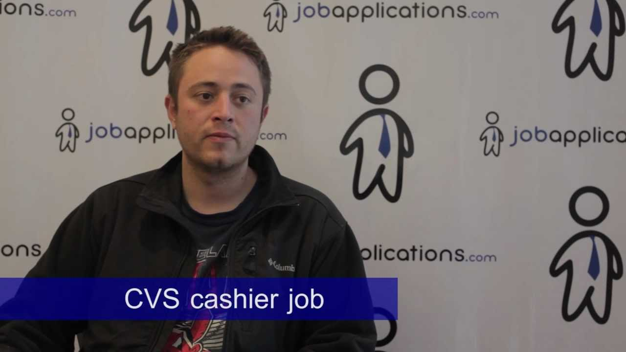 cvs pharmacy interview cashier youtube - Cvs Pharmacy Technician Job