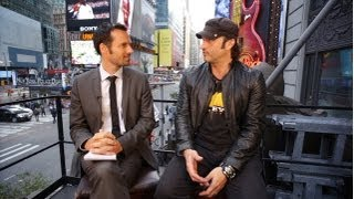 Robert Rodriguez on his TV network El Rey and the From Dusk Till Dawn TV series
