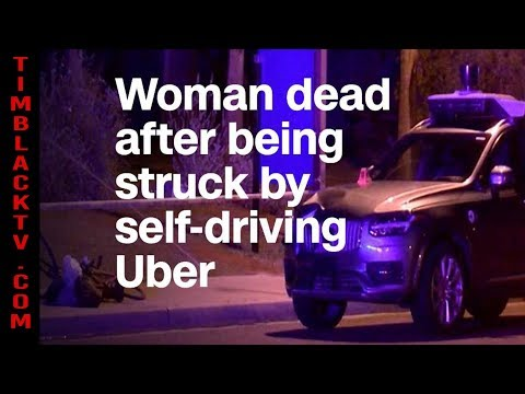 Will Uber Self-Driving Car Crash Wreck Driver-less Car Industry
