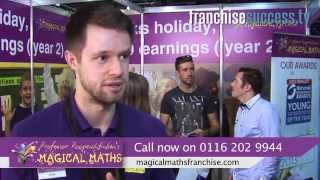 Magical Maths Franchise Opportunity