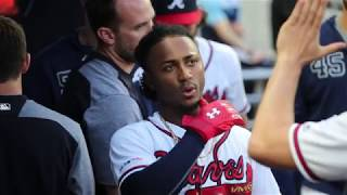 On-Site in Atlanta: Mets vs. Braves (Ronald Acuña and Ozzie Albies appearances)