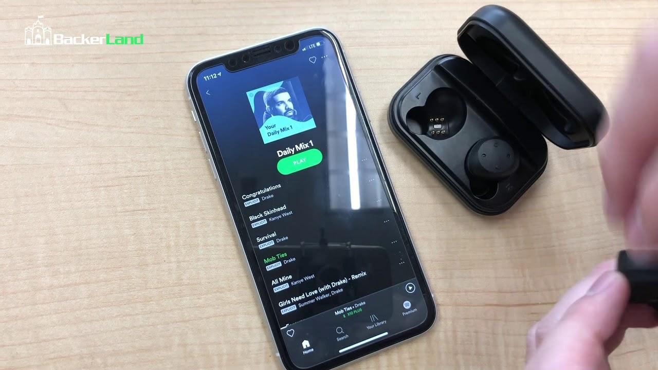 9e5a345793f Sportfy - Internal Storage True Wireless Earbuds - YouTube