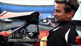Transformers: Age Of Extinction - Special Edition - Special Features - Behind The Scenes - Part 2