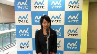 島井咲緒里女流二段インタビュー(予選決勝)