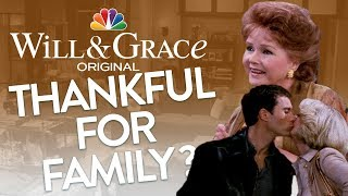 A Will & Grace Thanksgiving