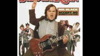 School of Rock - Zach