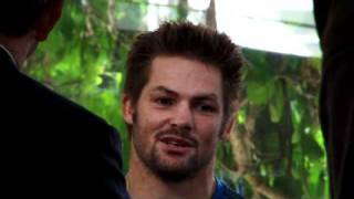 Uncut John Cambell Interview with Richie McCaw on the Christchurch Earthquake