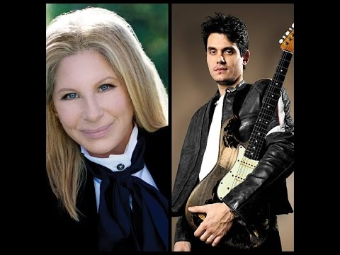 "Barbra Streisand with John Mayer  ""Come Rain Or Come Shine"""