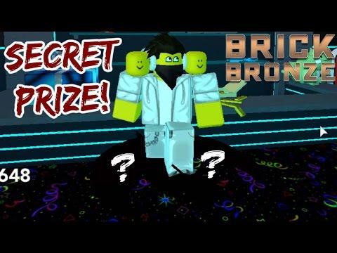 Pokemon Brick Bronze - ARCADE'S SECRET PRIZE!