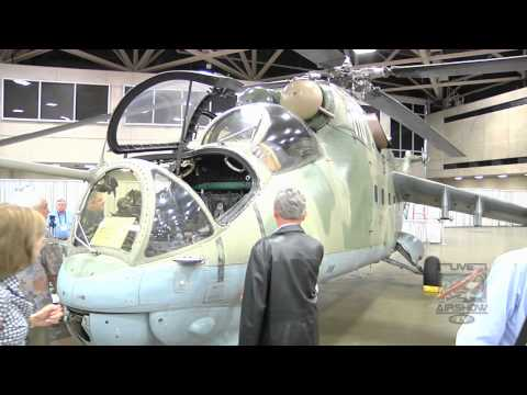 Heli-Expo 2012 - 25th Infantry Huey Honored