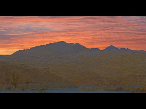 Passage Through Mohave Territory (Part 1) - Mohave Dawn