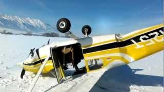 Cessna Crash Captured by Passenger