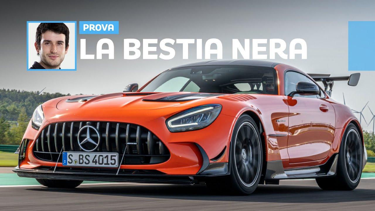 Download In PISTA con la AMG più POTENTE di sempre | Mercedes-AMG GT Black Series 2020