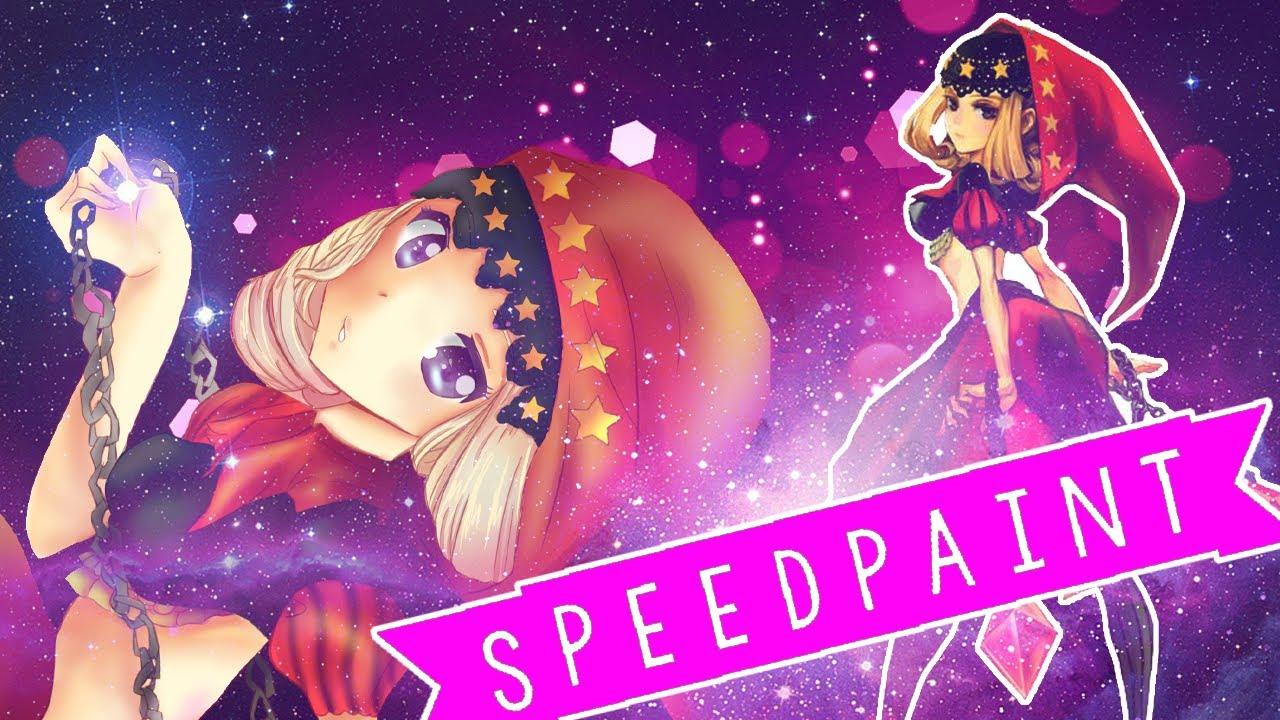 Speedpaint Odin Sphere Velvet