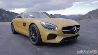 2016 Mercedes-AMG GT S Test Drive Video Review