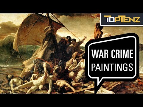 Top 10 Disturbing Paintings Of Modern Historical Atrocities