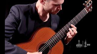 Torija (Elegia) by Torroba - Performance EliteGuitarist.com Classical Guitar Tutorial
