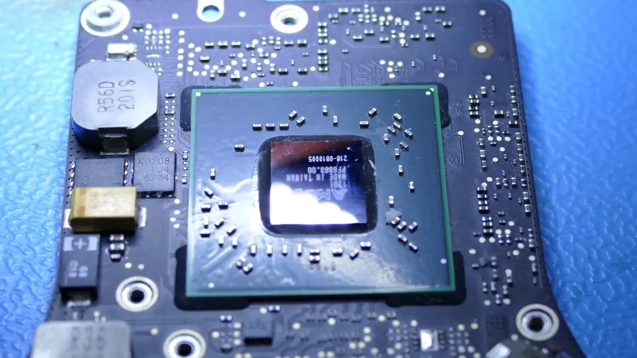 "Faulty Logic Board For MacBook Pro 15/"" A1286 repair 820-2915 820-2915-A//B"