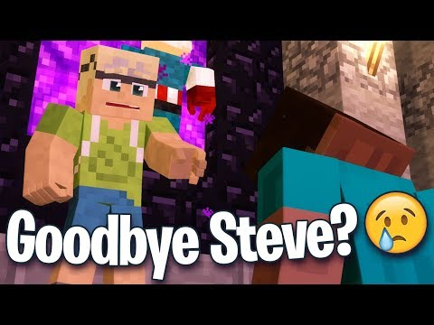 GOODBYE TO STEVE? - Minecraft Evolution SMP #48