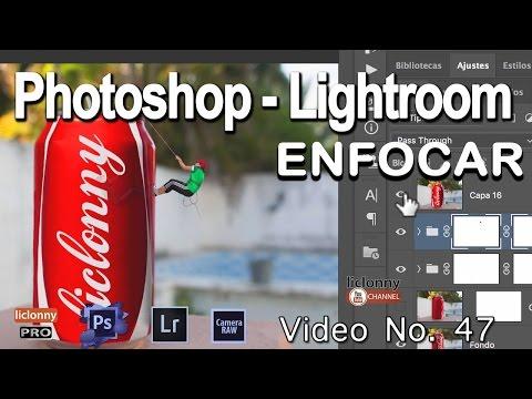 Tutorial Enfocar Photoshop Y Lightroom # 47. ¿Cómo Enfocar Una Imagen De Varias Capas?. Liclonny