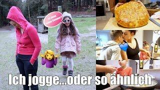 Beim kochen verbrannt | Die größte Spinne aller Zeiten | Ich jogge | Familienvlog | Filiz