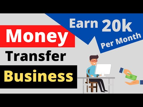 Become Money Transfer Agent and Earn Rs 20000 to 30000 Monthly || Part Time Business Idea (BC Agent)