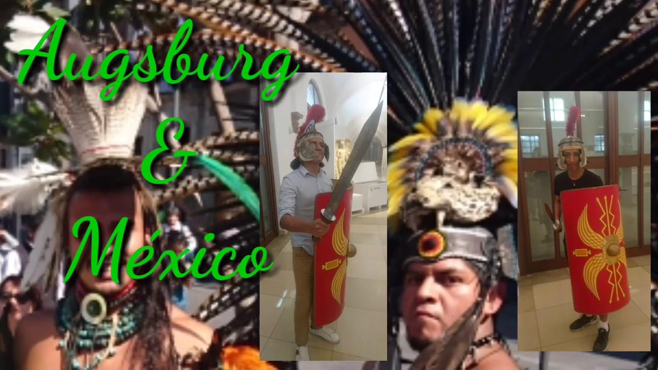 Aztecas Augsburg