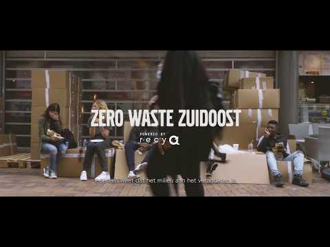 RecyQ - world's #1st Mobile Zero Waste Platform //Amsterdam - Smart City
