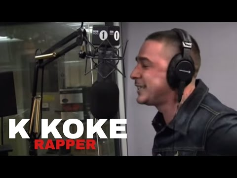 K Koke - Fire in the Booth Part 1