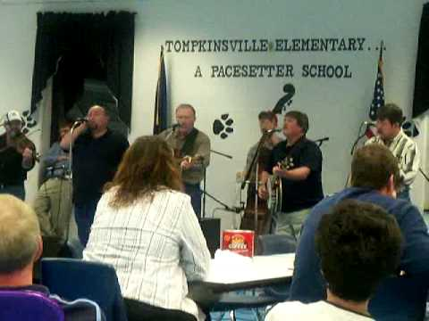 Tompkinsville Elementary School 030809 Southern Express River Of Tears