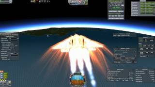 Kerbal Space Program | Spaceplane FAR Speed Test Thumbnail