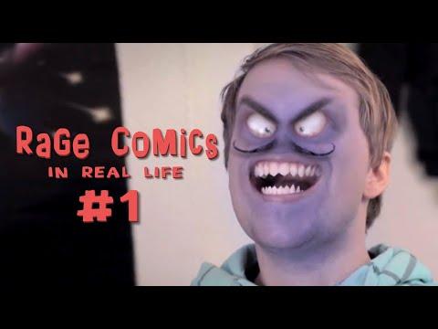 Rage Comics In Real Life