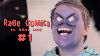 Video Rage Comics - In Real Life download MP3, 3GP, MP4, WEBM, AVI, FLV Agustus 2018