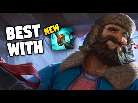 Best Champions with the new Stormrazor (League of Legends)