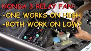 honda-odyssey-one-cooling-fan-works-on-high-both-work-on-low