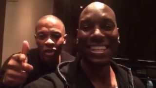 Repeat youtube video Hit Me Back: Dr Dre & Tyrese Announce Apple Buying Beats For $3 2 Billion