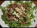 Юлия высоцкая  тайский салат с говядиной