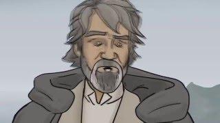 """Как следовало закончить фильм: """"Звездные Войны: Пробуждение Силы"""" [DVO Студия «Iron Sound»]"""