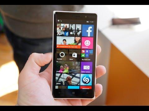 Nokia Lumia 830 Hands-On   Pocketnow