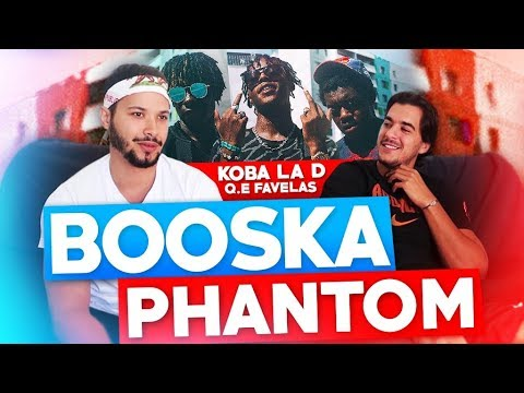 Koba LaD x Q.E Favelas - Booska Phantom (Première écoute)