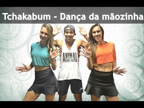 Tchakabum - Dança Da Mãozinha Prof. Brown
