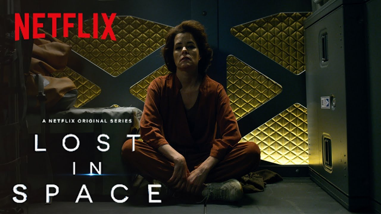 Lost In Space Meet Dr Smith Hd Netflix Youtube
