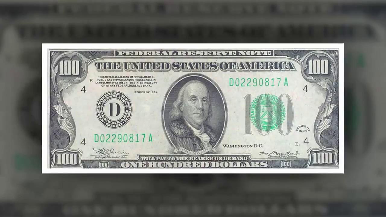 Mang 1000 Tờ 100 USD Giả Đến Ngân Hàng Đổi Tiền Việt - Tin Tức 24/7