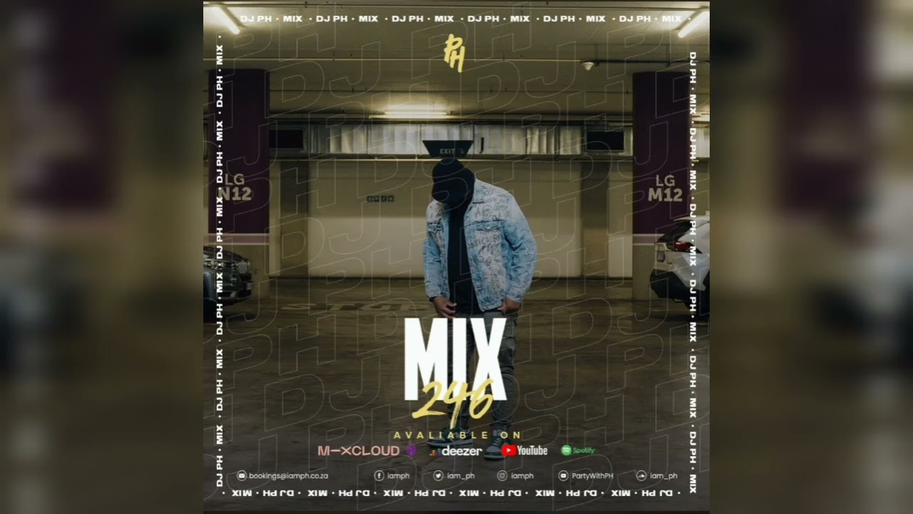 Download DJ PH - #PARTYWITHPH MIX 246
