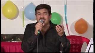 Chaand aahen bharega KARAOKE SHOW by Kishore Parashar