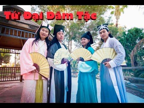 Tứ Đại Dâm Tặc 102 Production Phong, Phillip, Phuc, TK, Mindy Huỳnh