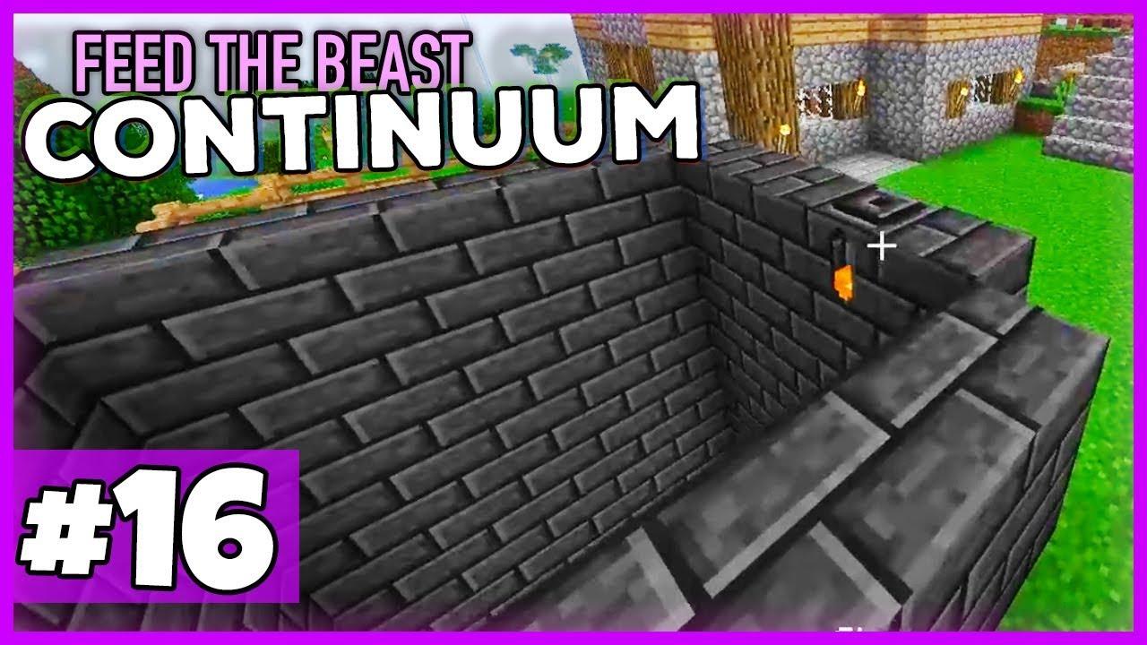 riesen smeltery durch bug! - minecraft 1.12 ftb continuum (expert