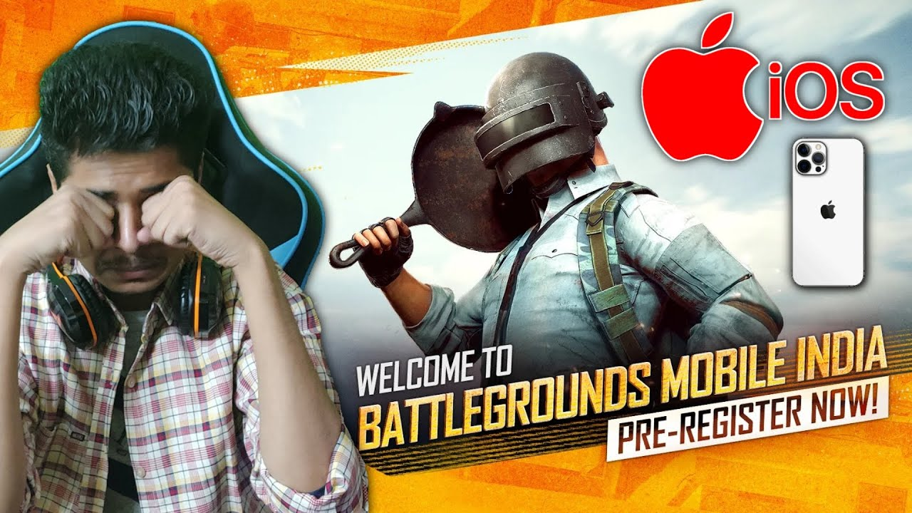 BATTLEGROUNDS MOBILE INDIA WILL NOT RELEASE FOR IPHONE AND IPAD? | BGMI IOS  | FAROFF PUBG MOBILE - YouTube